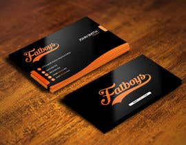 #56 for Design some Business Cards for Fatboys by ghani1