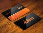 Design some Business Cards for Fatboys için Graphic Design43 No.lu Yarışma Girdisi
