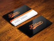 Design some Business Cards for Fatboys için Graphic Design44 No.lu Yarışma Girdisi