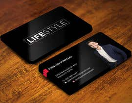 #4 para Johnjon Gonzalez - Business Cards por aktar201175