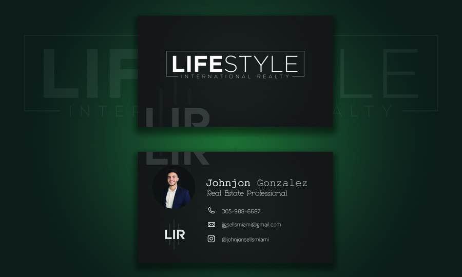 Inscrição nº                                         219                                      do Concurso para                                         Johnjon Gonzalez - Business Cards