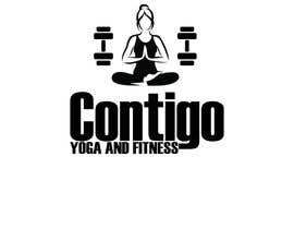 #8 for Contigo Yoga & Fitness af azizmutlu21