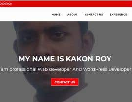 #126 для Design Wordpress theme for blog and website от kakonray