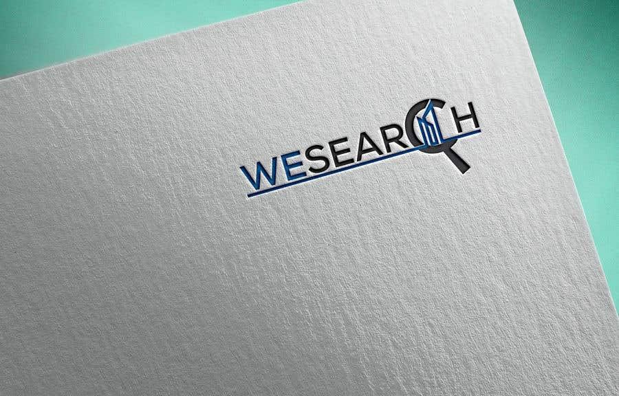 Bài tham dự cuộc thi #                                        181                                      cho                                         Brand Identity for WeSearch