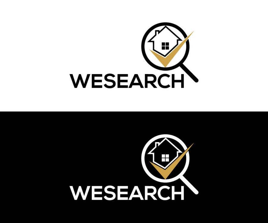 Bài tham dự cuộc thi #                                        64                                      cho                                         Brand Identity for WeSearch