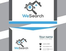 #188 cho Brand Identity for WeSearch bởi sharminnaharm