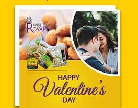 Nro 31 kilpailuun Need 4 facebook / Instagram post for valentines day käyttäjältä imranislamanik