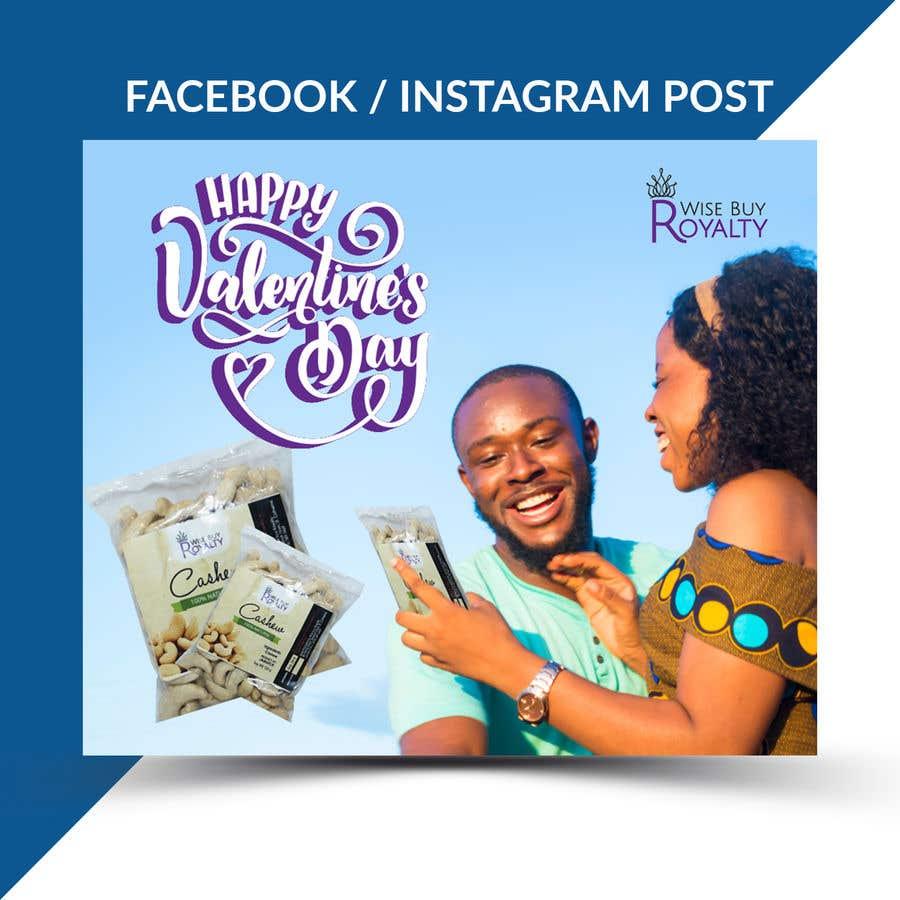 Kilpailutyö #                                        37                                      kilpailussa                                         Need 4 facebook / Instagram post for valentines day
