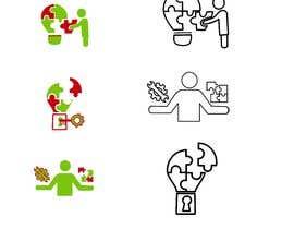 Nro 17 kilpailuun design STEM images like attached käyttäjältä donecaedward