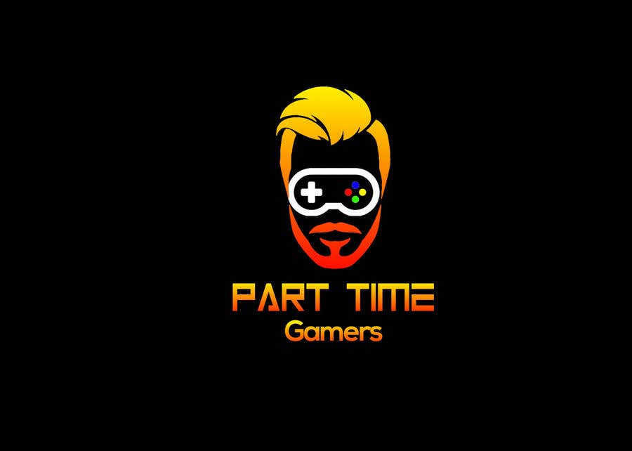 "Intrarea #                                        4                                      pentru concursul ""                                        Create a logo for a gaming channel/brand PTG: Part Time Gamers                                     """