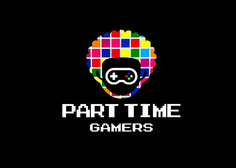 "Intrarea #                                        69                                      pentru concursul ""                                        Create a logo for a gaming channel/brand PTG: Part Time Gamers                                     """