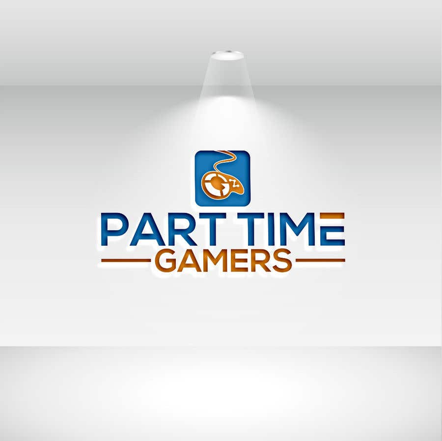 """Intrarea #                                        42                                      pentru concursul """"                                        Create a logo for a gaming channel/brand PTG: Part Time Gamers                                     """""""