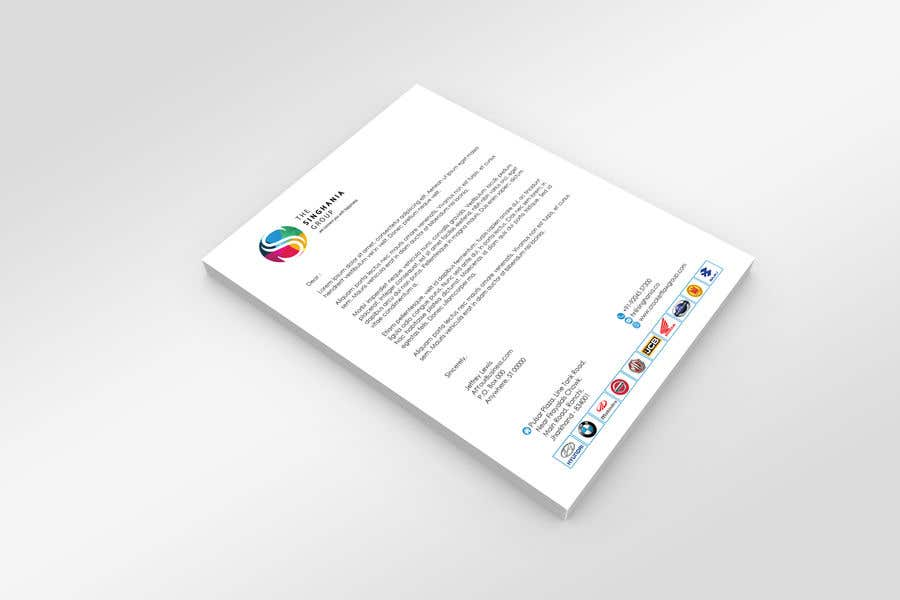 Contest Entry #                                        62                                      for                                         A premium letterhead to be designed.