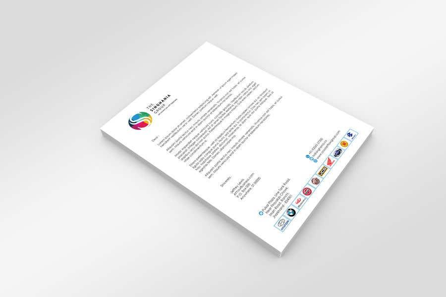 Konkurrenceindlæg #                                        62                                      for                                         A premium letterhead to be designed.