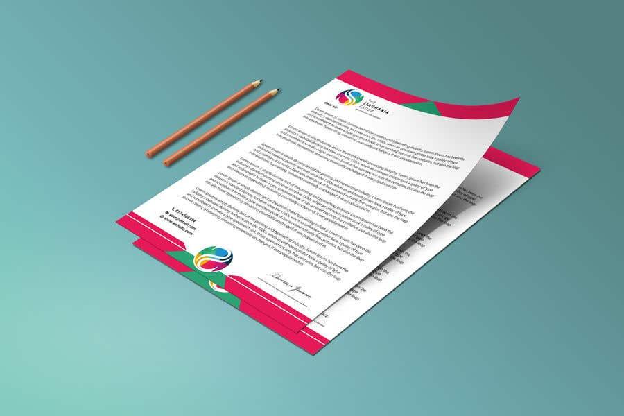 Konkurrenceindlæg #                                        33                                      for                                         A premium letterhead to be designed.