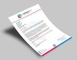 #69 for A premium letterhead to be designed. by ashiqur1122