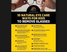 #2 для Need to create an infographic poster for eye care blog of Wellcure от mtjobi