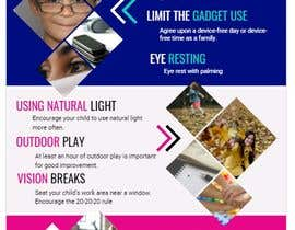 #6 для Need to create an infographic poster for eye care blog of Wellcure от aishnakushwah