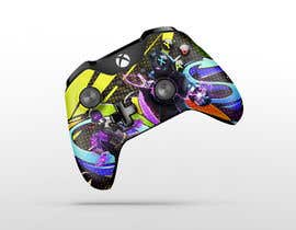 #48 for Design a Game Controller skin (long term position available) af asadk7555