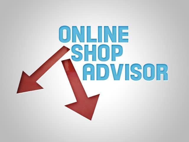 Конкурсная заявка №                                        27                                      для                                         Logo Design for Online Shop Advisor