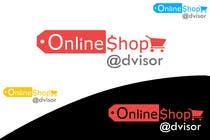 Graphic Design Contest Entry #163 for Logo Design for Online Shop Advisor