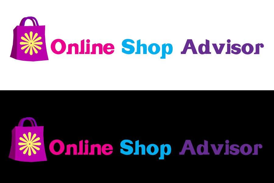 Konkurrenceindlæg #247 for Logo Design for Online Shop Advisor
