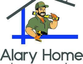 Nro 89 kilpailuun Logo Creation Alary Home Improvements käyttäjältä ZahidulAlam631