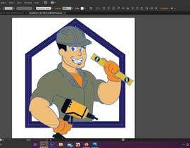 Nro 63 kilpailuun Logo Creation Alary Home Improvements käyttäjältä RokyTalukderR