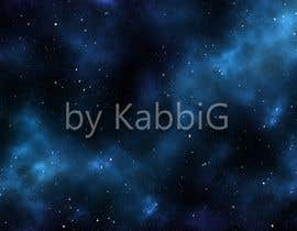 #43 for Space Background designs by KabbiG