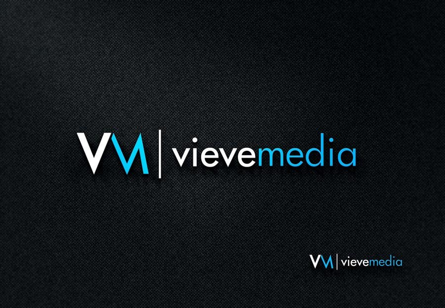 Konkurrenceindlæg #                                        87                                      for                                         Design a Logo for Vieve Media