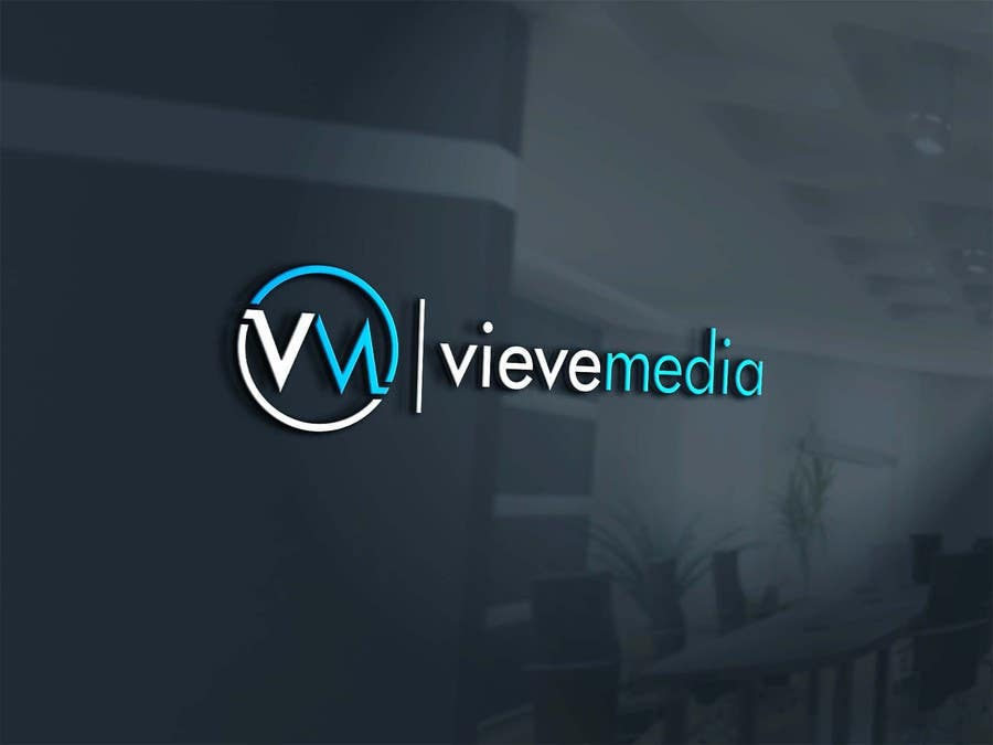 Konkurrenceindlæg #                                        97                                      for                                         Design a Logo for Vieve Media