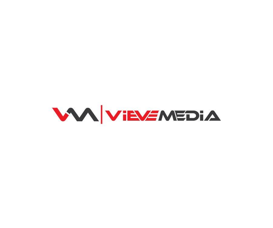 Konkurrenceindlæg #                                        78                                      for                                         Design a Logo for Vieve Media