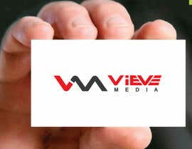 #89 para Design a Logo for Vieve Media por cooldesign1