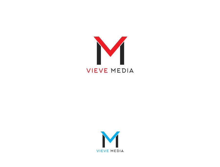 Konkurrenceindlæg #                                        114                                      for                                         Design a Logo for Vieve Media