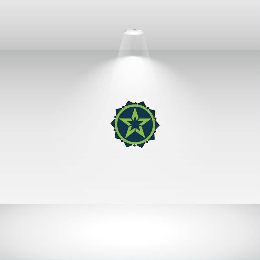 Kilpailutyö #                                        344                                      kilpailussa                                         Create a circular version of our logo ...