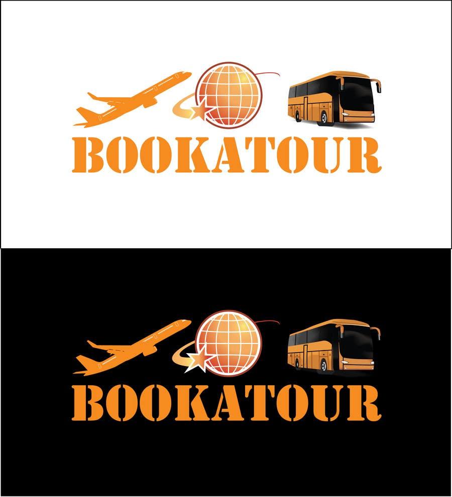Kilpailutyö #4 kilpailussa Logo Design for Bookatour