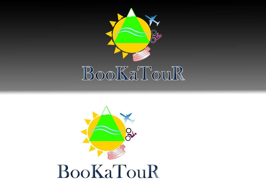 Contest Entry #                                        2                                      for                                         Logo Design for Bookatour