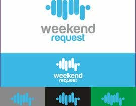 #27 for Looking for a logo for a radio show. The radio show is Weekend Request. by fabiovazlive