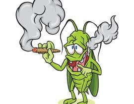 #40 pentru Roach Cartoon Character for a new website - 20/01/2021 20:06 EST de către reddmac