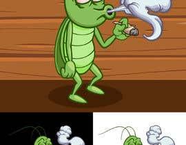 #41 для Roach Cartoon Character for a new website - 20/01/2021 20:06 EST от JeanpoolJauregui