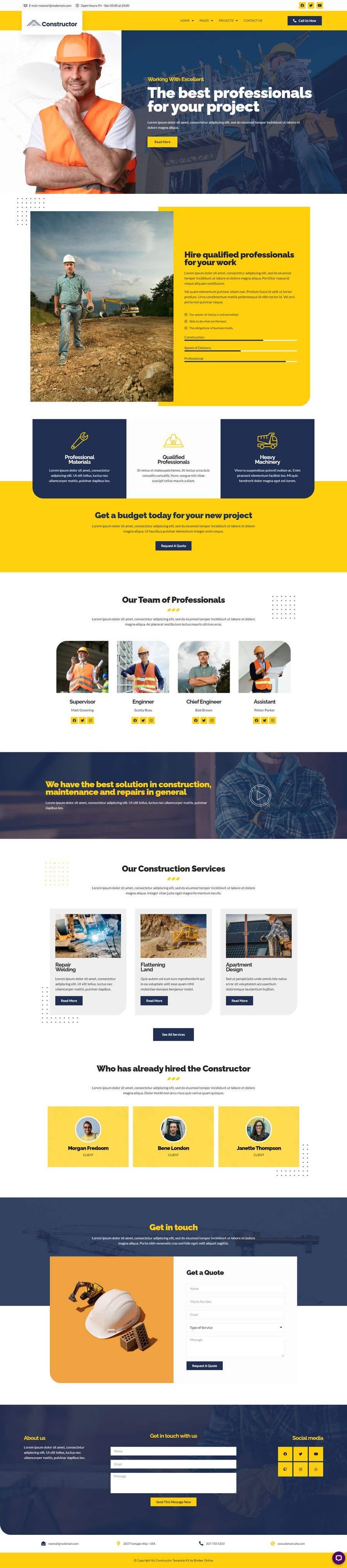 Kilpailutyö #                                        46                                      kilpailussa                                         Build me a website