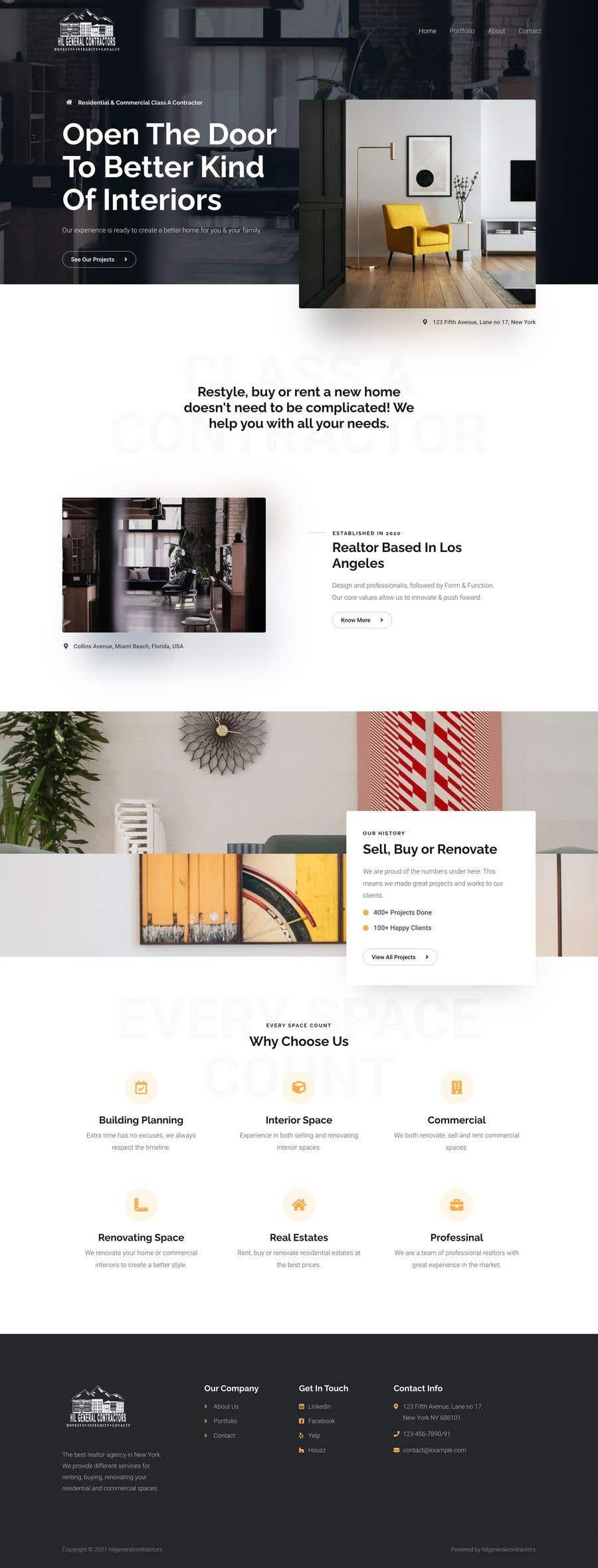 Kilpailutyö #                                        89                                      kilpailussa                                         Build me a website