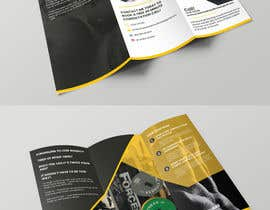 #4 for Design me a brochure for a personal training business af ChiemiDesigns