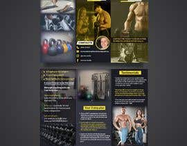 #26 for Design me a brochure for a personal training business by samratakbar577