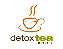#40 for Design a Logo for detoxtea.com.au af NavCZ