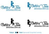 Design a Logo for detoxtea.com.au için Graphic Design5 No.lu Yarışma Girdisi