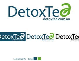 #52 for Design a Logo for detoxtea.com.au af timwilliam2009