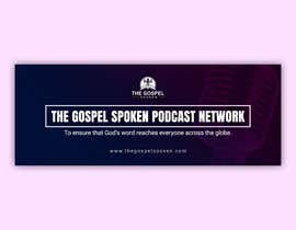 #33 for Facebook Cover for Podcast Hosting Site af TheCloudDigital
