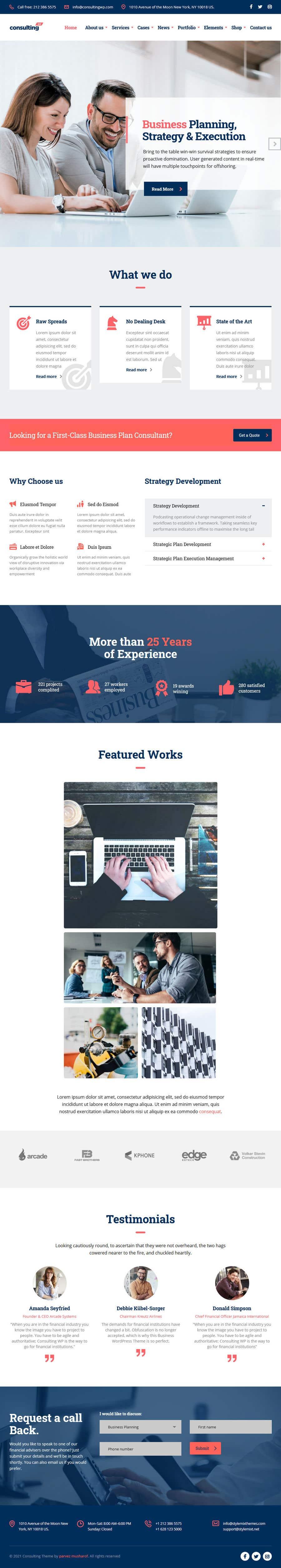 Kilpailutyö #                                        63                                      kilpailussa                                         Redesign landing page