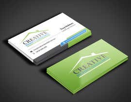 #86 untuk Design some Business Cards for Creative Property Consultants oleh angelacini